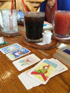 カード、OB