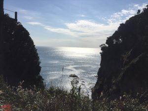 江ノ島の二つ山